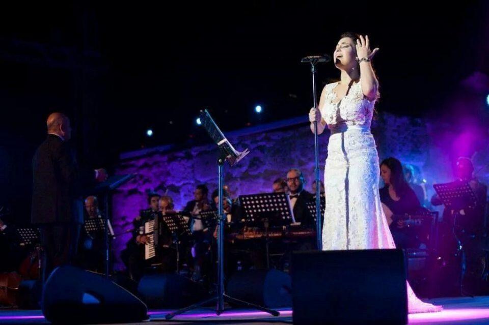 Tunisian Singer ASMA BEN AHMED