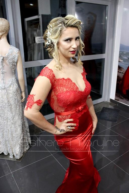 Tunisian Actress RYM RIAHI