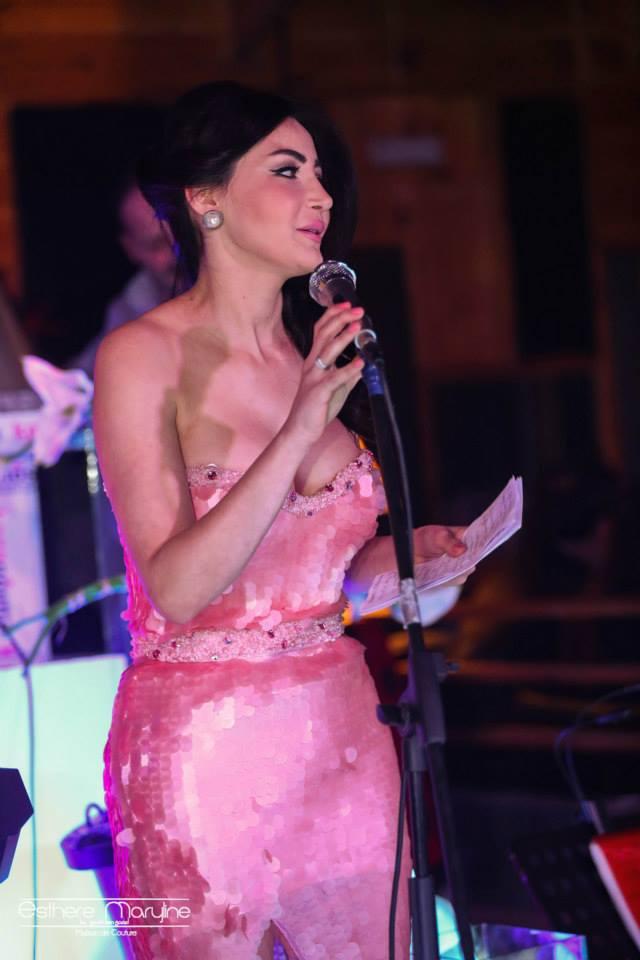 Tunisian Actress Sandra Chihaoui