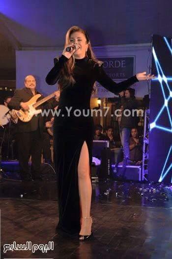 Lebanese Diva Nicole Saba