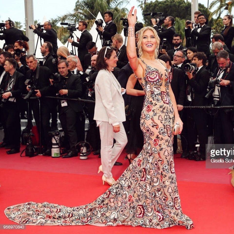 """""""Hofit  Golan Cannes 2018 """""""