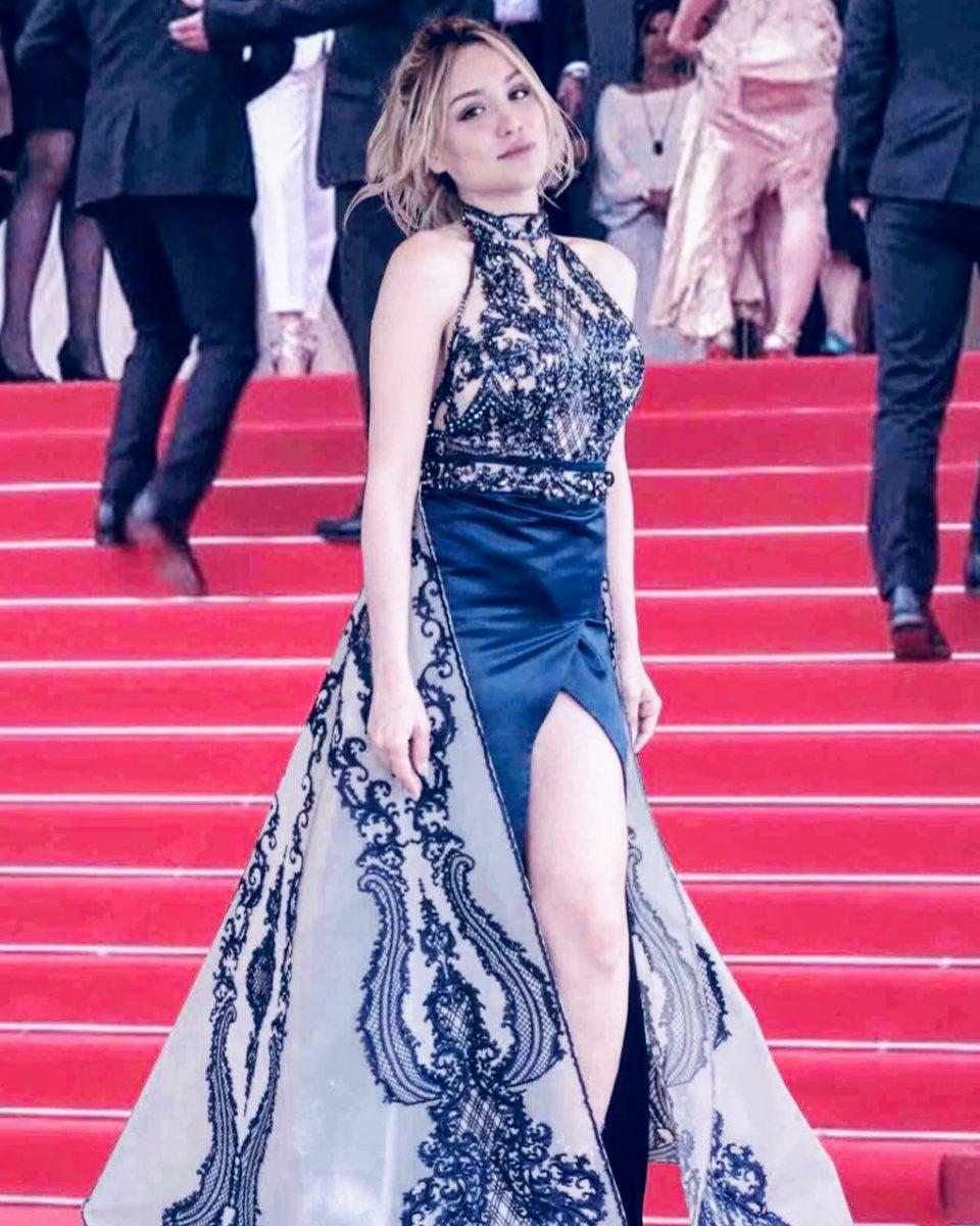 """""""La Réalisatrice Nada  Mezni Cannes 2018"""""""
