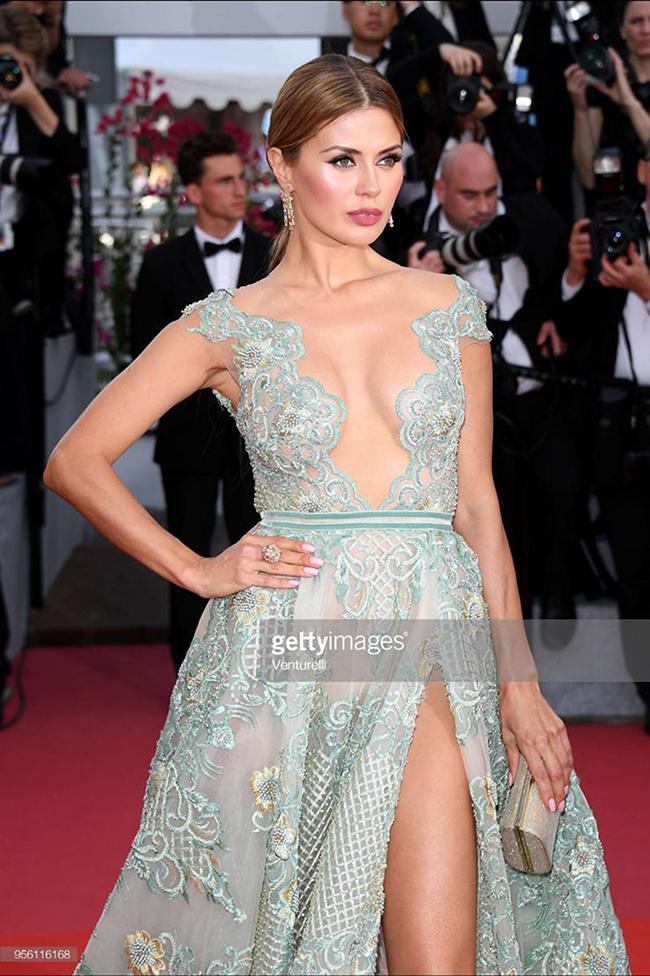"""Victoria Bonya Cannes 2018 """